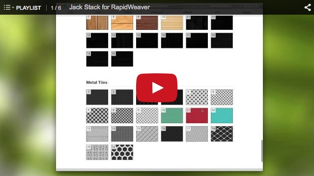 Jack Video Series